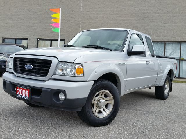2008 ford ranger sport rwd w new tires cambridge. Black Bedroom Furniture Sets. Home Design Ideas