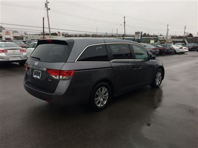 2014 honda odyssey se truro nova scotia used car for sale 2714639. Black Bedroom Furniture Sets. Home Design Ideas