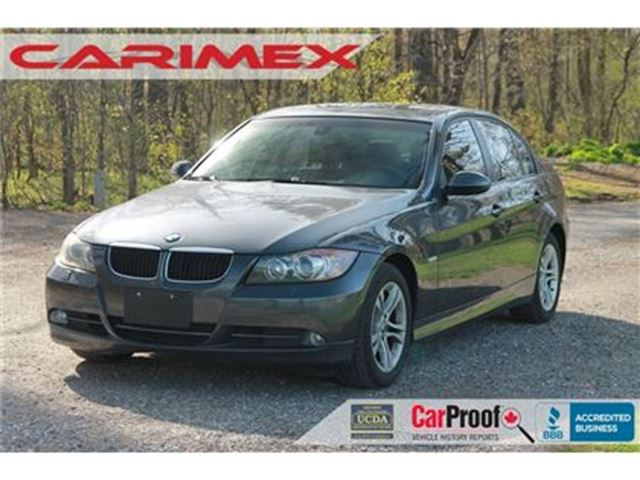 2008 BMW 3 SERIES 328 i xi   AWD + Sunroof + Bluetooth in Kitchener, Ontario