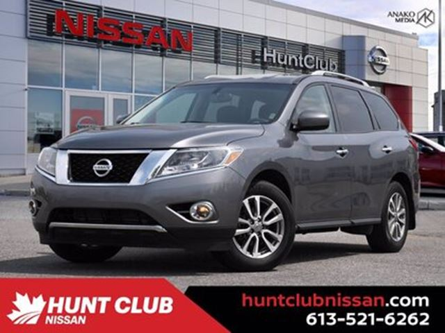 2015 nissan pathfinder sv awd 7 passenger rear camera. Black Bedroom Furniture Sets. Home Design Ideas