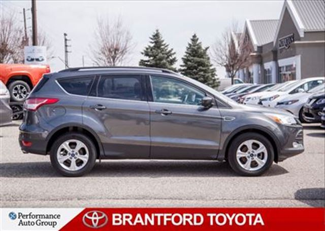 2016 ford escape se fwd one owner carproof clean balance of fac brantford ontario used. Black Bedroom Furniture Sets. Home Design Ideas