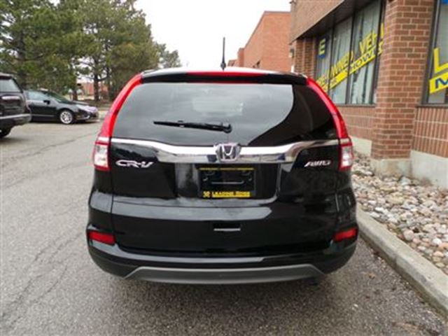 2015 honda cr v lx woodbridge ontario used car for sale. Black Bedroom Furniture Sets. Home Design Ideas