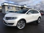 2016 Lincoln MKX Reserve in Burlington, Ontario