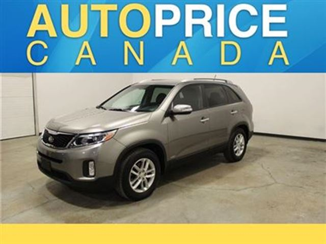 2014 Kia Sorento LX AWD ALLOYS in Mississauga, Ontario