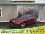 2012 Chrysler 300 S V6 Fully Loaded, Certified, Preowned in Tilbury, Ontario