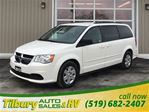 2013 Dodge Grand Caravan SE/SXT Certified, PreOwned With Sto And Go in Tilbury, Ontario