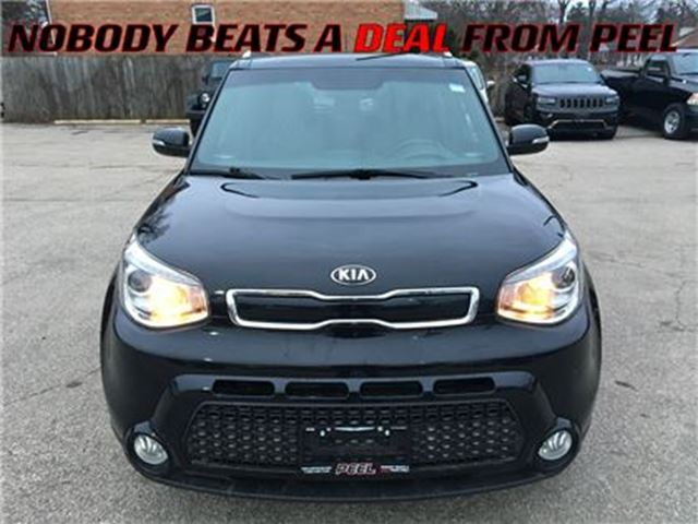 2015 kia soul sx luxury navigation one owner. Black Bedroom Furniture Sets. Home Design Ideas