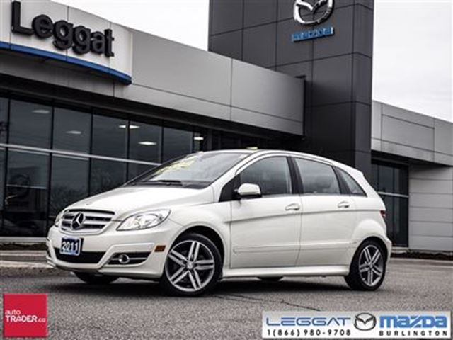 2011 mercedes benz b class 4dr hb turbo b200 burlington ontario used car for sale 2715461. Black Bedroom Furniture Sets. Home Design Ideas