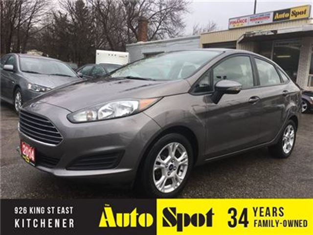 2014 FORD FIESTA SE/PRICED FOR A QUICK SALE! in Kitchener, Ontario
