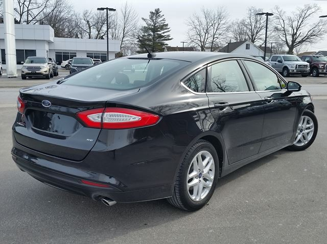 2015 ford fusion se lindsay ontario used car for sale. Black Bedroom Furniture Sets. Home Design Ideas