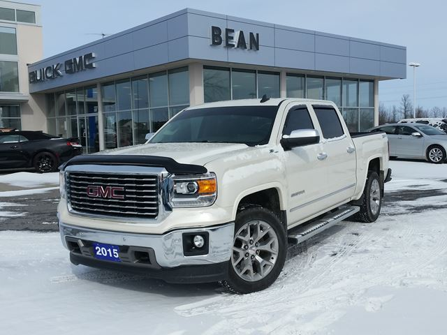 2015 gmc sierra 1500 slt carleton place ontario used car for sale. Black Bedroom Furniture Sets. Home Design Ideas