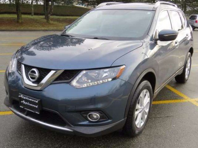 2014 NISSAN ROGUE SV 4dr All-wheel Drive in Langley, British Columbia