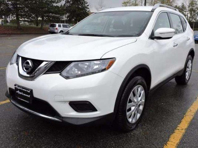2014 NISSAN ROGUE S 4dr All-wheel Drive in Langley, British Columbia