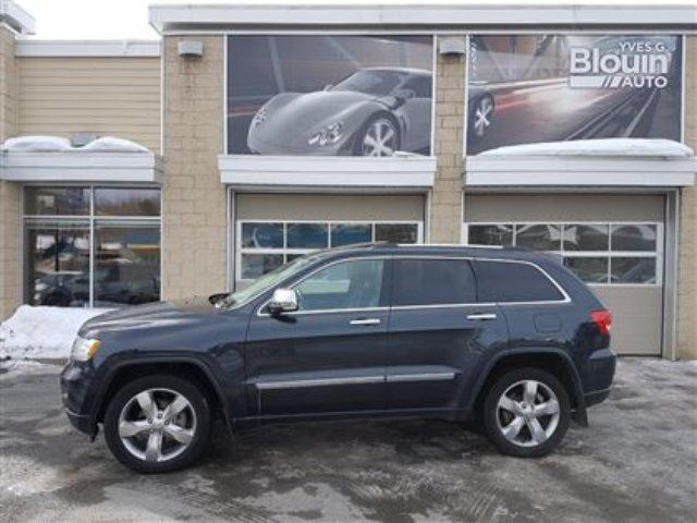 2013 jeep grand cherokee limited sainte marie quebec used car for. Cars Review. Best American Auto & Cars Review