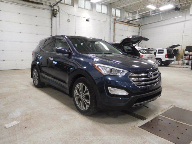 2013 hyundai santa fe santa fe 2 0t limited awd calgary alberta used car for sale 2714837. Black Bedroom Furniture Sets. Home Design Ideas