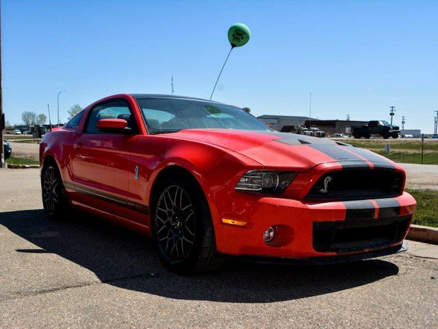 2013 FORD SHELBY LOW KMS, LIKE NEW CONDITION in Bonnyville, Alberta