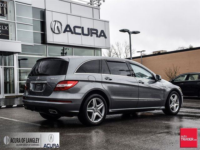 2013 mercedes benz r class bluetec 4matic surrey for Mercedes benz r class