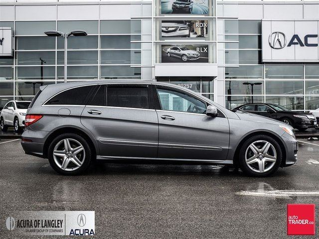 2013 mercedes benz r class bluetec 4matic surrey