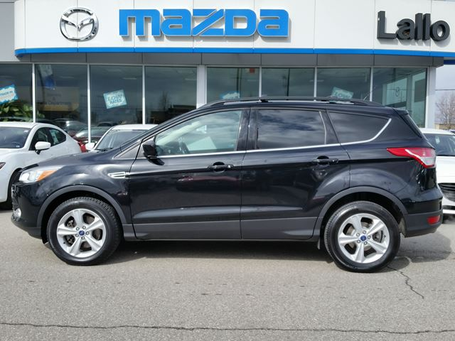 2013 ford escape se 4wd black lallo mazda. Black Bedroom Furniture Sets. Home Design Ideas