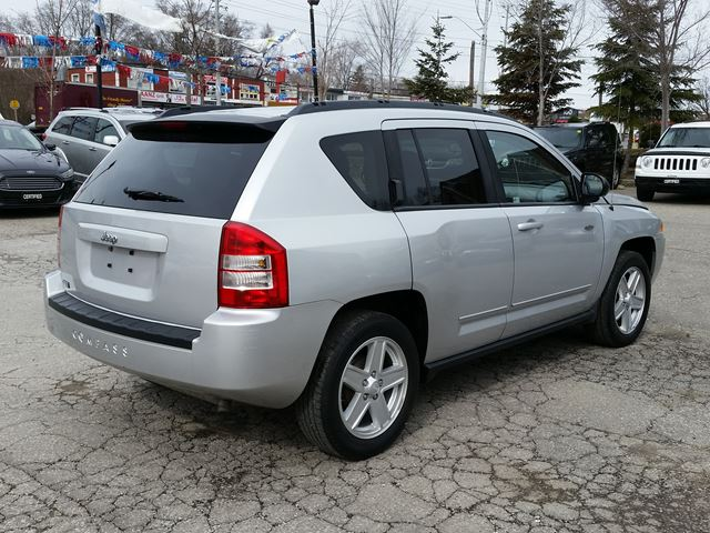 used 2010 jeep compass north edition mississauga. Black Bedroom Furniture Sets. Home Design Ideas