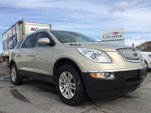 2008 Buick Enclave Cx Fwd Ottawa Ontario Used Car For