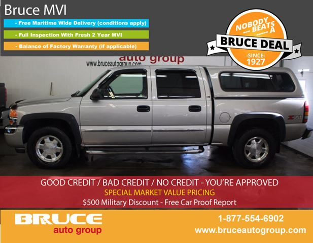 2005 gmc sierra 1500 sle 5 3l 8 cyl automatic 4x4 crew cab. Black Bedroom Furniture Sets. Home Design Ideas