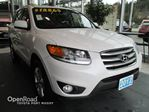 2012 Hyundai Santa Fe Limited - Leather Seats, Sunroof, Heated Front  in Port Moody, British Columbia