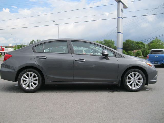 2012 HONDA CIVIC EX in Kingston, Ontario