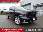 2016 Dodge RAM 1500 ST ACCIDENT FREE w/ REAR-VIEW CAMERA & TOW PACKAGE in Surrey, British Columbia