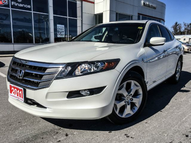 2011 honda accord crosstour ex l navigation cobourg for Used honda crosstour for sale