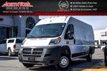 2016 Ram Promaster BASE InteriorConven.Pkg PwrOptions KeylessEntry RearCam  in Thornhill, Ontario