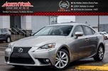 2015 Lexus IS 250  CleanCarProof DualClimate HtdFrSeats Bluetooth Sat.Radio 17Alloys  in Thornhill, Ontario