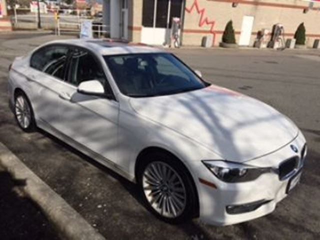 2015 bmw 3 series 320i xdrive awd luxury line white. Black Bedroom Furniture Sets. Home Design Ideas