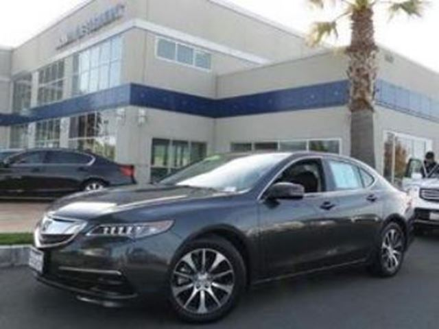 2016 acura tlx sh awd v6 tech grey lease busters. Black Bedroom Furniture Sets. Home Design Ideas