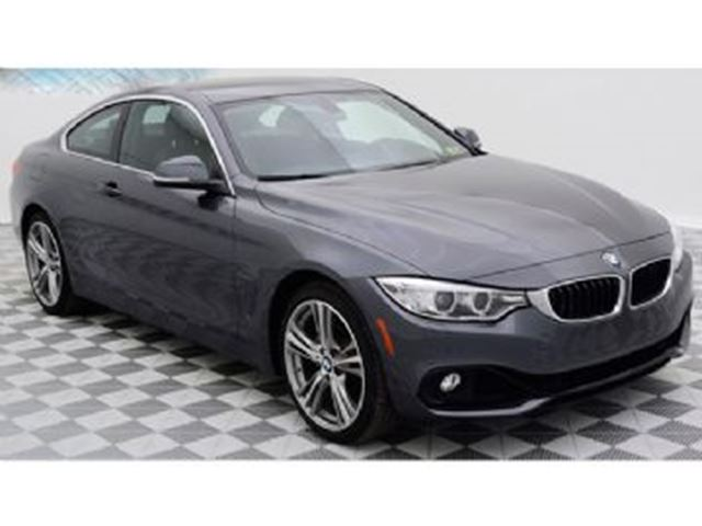 2016 bmw 4 series 428i xdrive coupe mississauga ontario. Black Bedroom Furniture Sets. Home Design Ideas