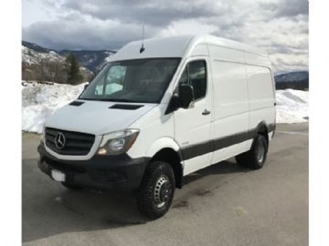 2016 mercedes benz sprinter 3500 144 39 39 awd diesel for Sprinter mercedes benz 2016