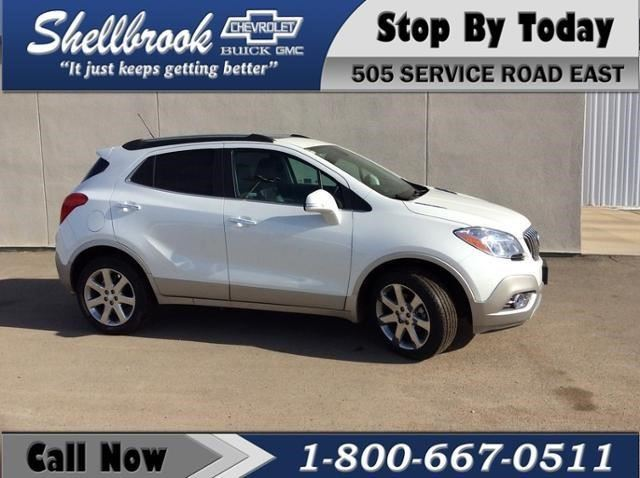 2016 Buick Encore Leather in Shellbrook, Saskatchewan