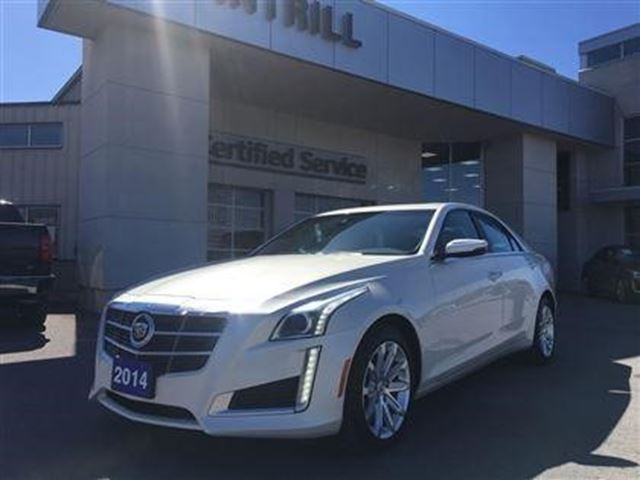 2014 CADILLAC CTS Luxury AWD in Port Hope, Ontario