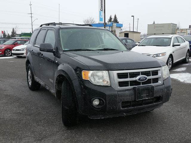 2008 Ford Escape Xlt 4wd Only 19 Down 55 Wkly Ottawa Ontario Used Car For Sale 2715690