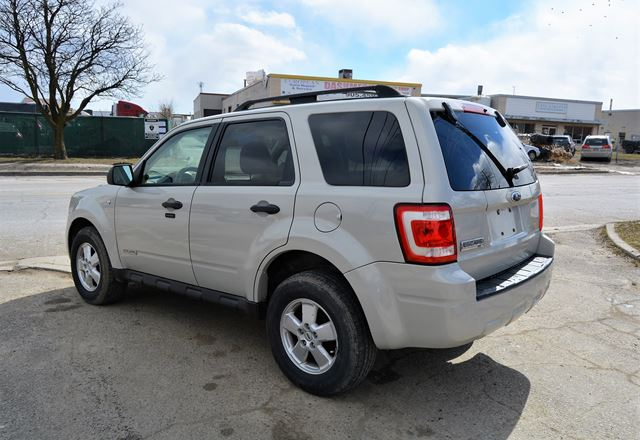 2008 Ford Escape Xlt Leather Sunroof Brampton