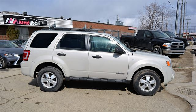 Used 2008 Ford Escape Xlt Leather Sunroof Brampton