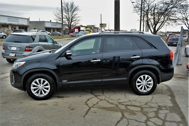2014 kia sorento lx all wheel drive no accident history brampton ontario used car for. Black Bedroom Furniture Sets. Home Design Ideas