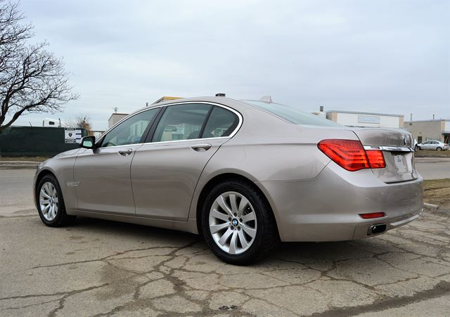 used 2011 bmw 7 series 750i xdrive executive. Black Bedroom Furniture Sets. Home Design Ideas