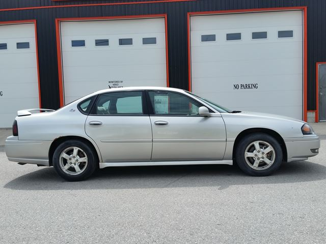 2005 Chevrolet Impala LS in Jarvis, Ontario