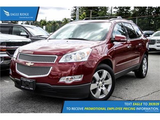 used 2011 chevrolet traverse v 6 cy ltz coquitlam. Black Bedroom Furniture Sets. Home Design Ideas