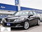 2014 Honda Accord EX-L V6 Leather   Sunroof   Push button start in Ajax, Ontario