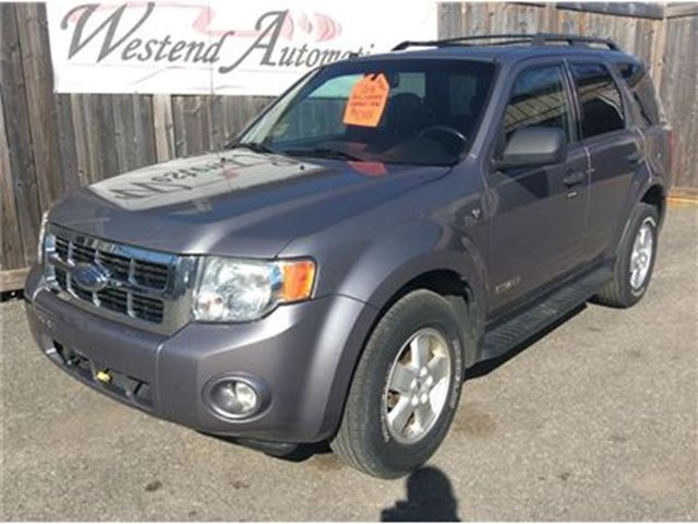 2008 FORD Escape XLT 4X4 in Ottawa, Ontario