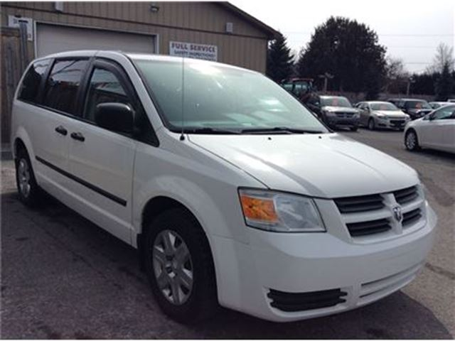 2009 dodge grand caravan cv cargo ottawa ontario used. Black Bedroom Furniture Sets. Home Design Ideas