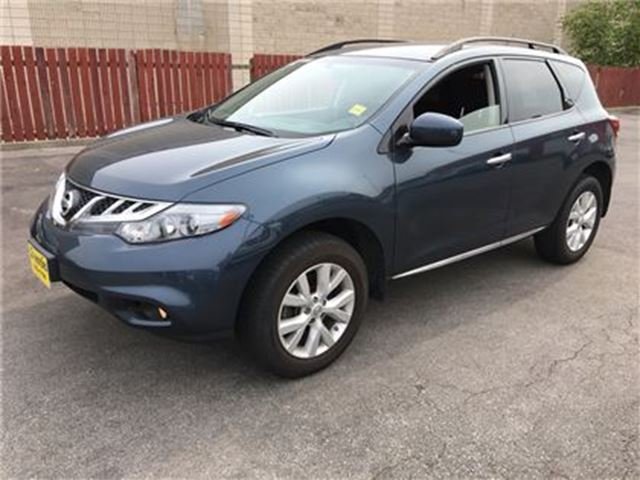 2014 Nissan Murano S, Automatic, Heated Seats, AWD in Burlington, Ontario