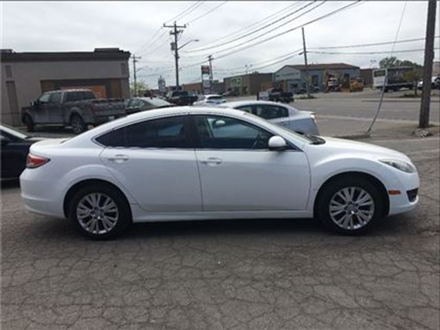 2010 mazda mazda6 gs sunroof alloys st catharines ontario car for sale 2717598. Black Bedroom Furniture Sets. Home Design Ideas